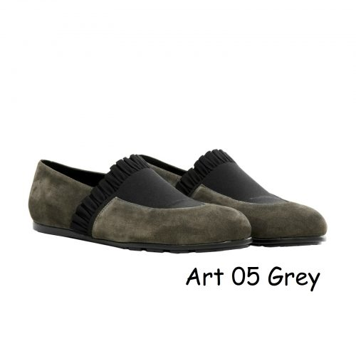 Women Shoes Art 05 Grey