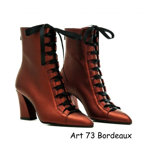Women Shoes Art 73 Bordeaux