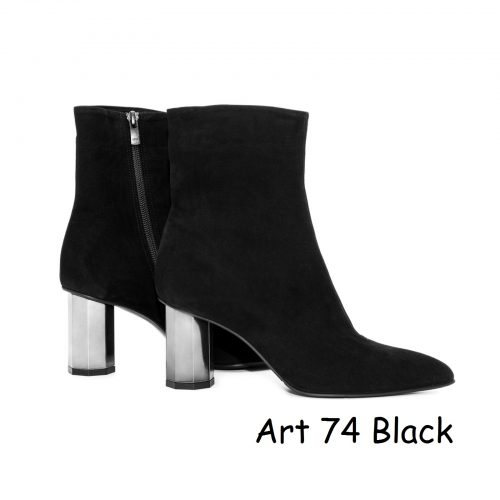 Women Shoes Art 74 Black