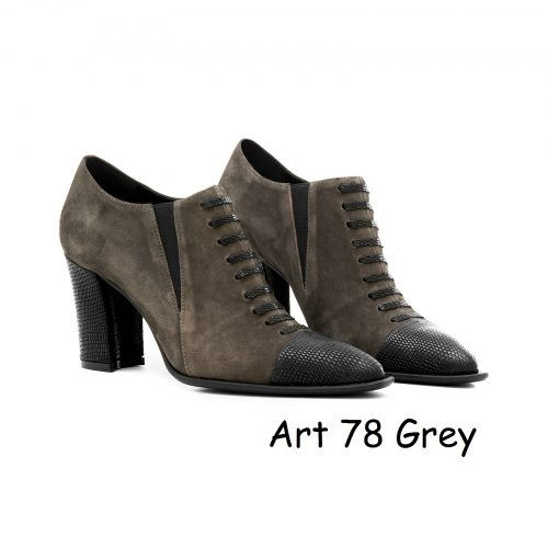 Women Shoes Art 78 Grey