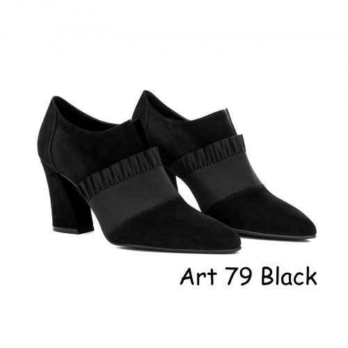 Women Shoes Art 79 Black