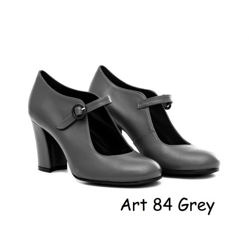 Women Shoes Art 84 Grey