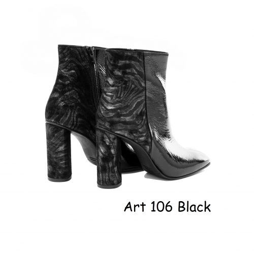 Women Shoes Art 106 Black