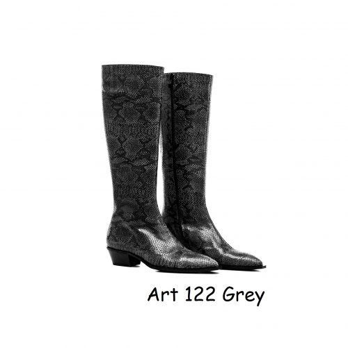 Women Shoes Art 122 Grey