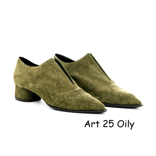 Women Shoes Art 25 Oily