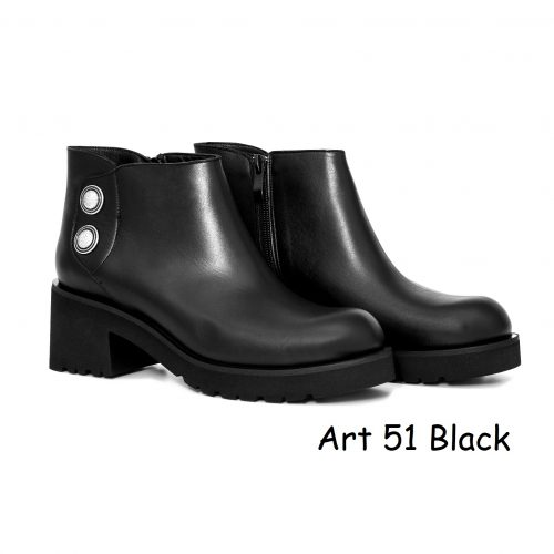Women Shoes Art 51 Black