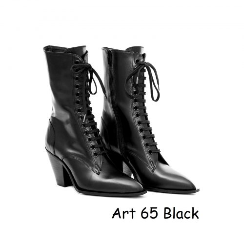 Women Shoes Art 65 Black