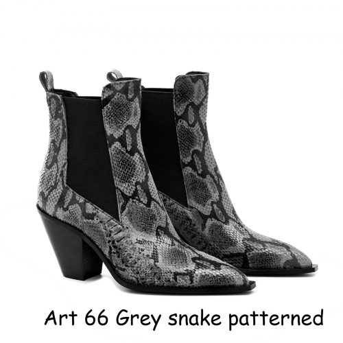 Women Shoes Art 66 Grey