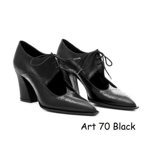 Women Shoes Art 70 Black