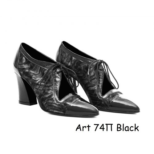 Women Shoes Art 74Π Black