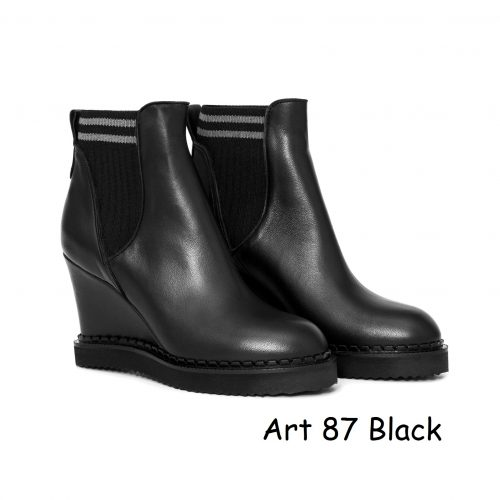 Women Shoes Art 87 Black