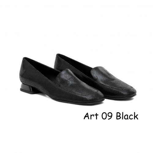 Women Shoes Art 09 Black
