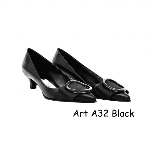 Women Shoes Art Α32 Black
