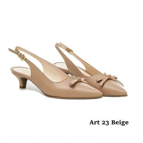 Women Shoes Art 23 Beige