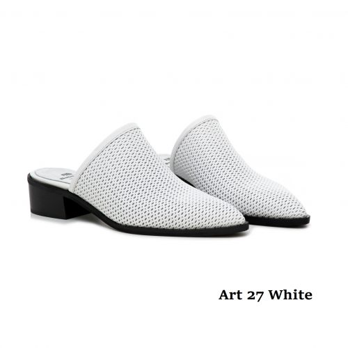 Women Shoes Art 27 White