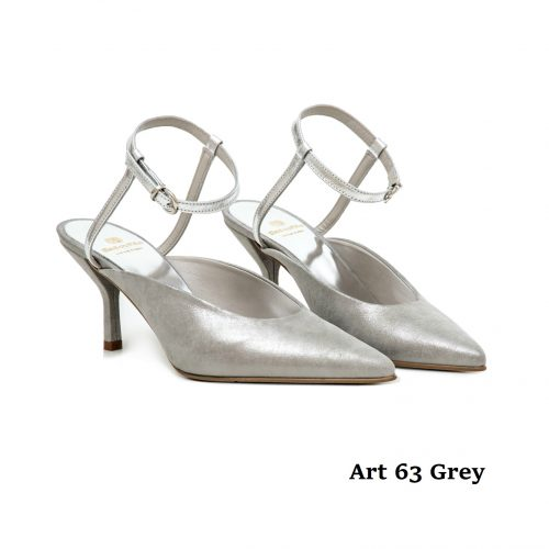 Women Shoes Art 63 Grey