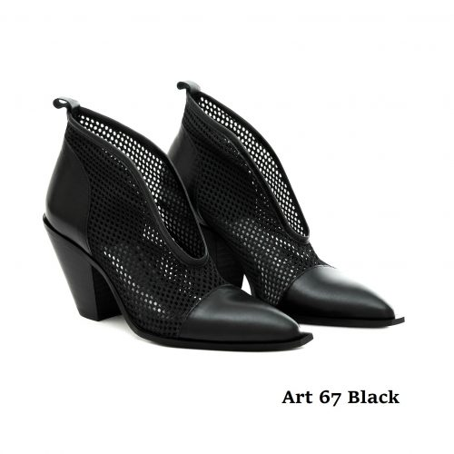 Women Shoes Art 67 Black