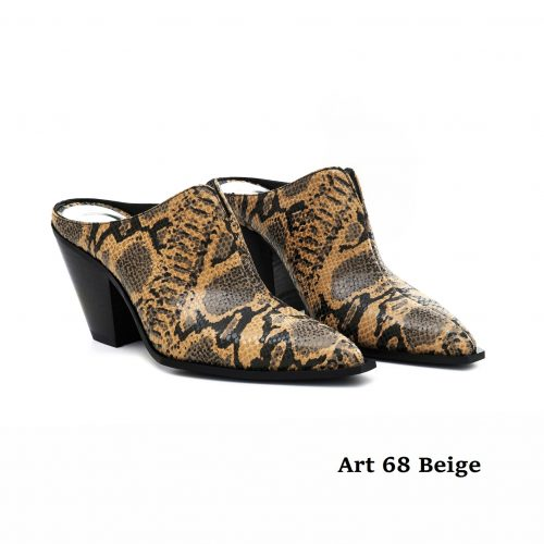 Women Shoes Art 68 Beige
