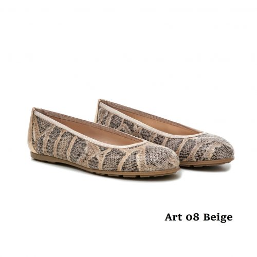 Women Shoes Art 08 Beige