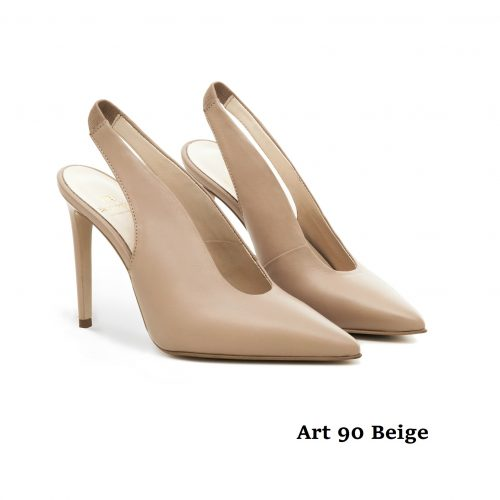 Women Shoes Art 99 Nude