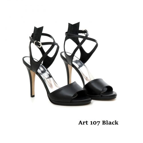 Women Shoes Art 107 Black