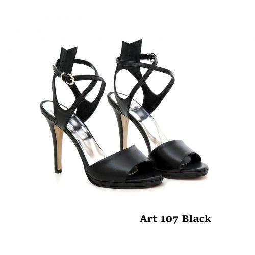 Women Shoes Art 107 Black
