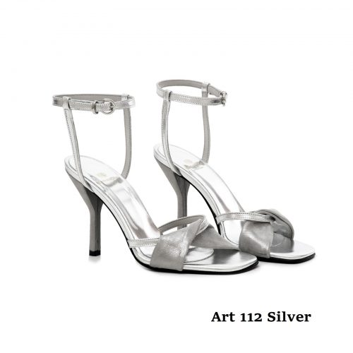 Women Shoes Art 112 Sillver