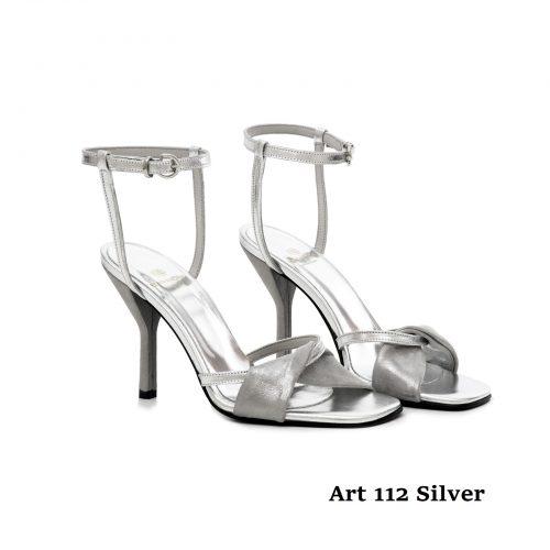 Women Shoes Art 112 Sillver
