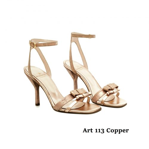 Women Shoes Art 113 Copper
