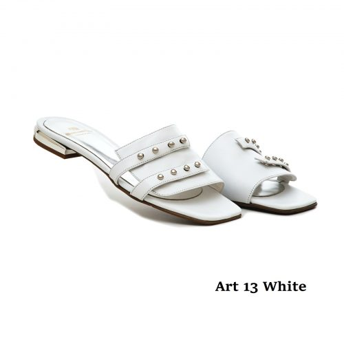 Women Shoes Art 13 White