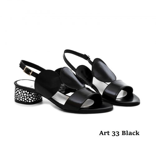 Women Shoes Art 33 Black