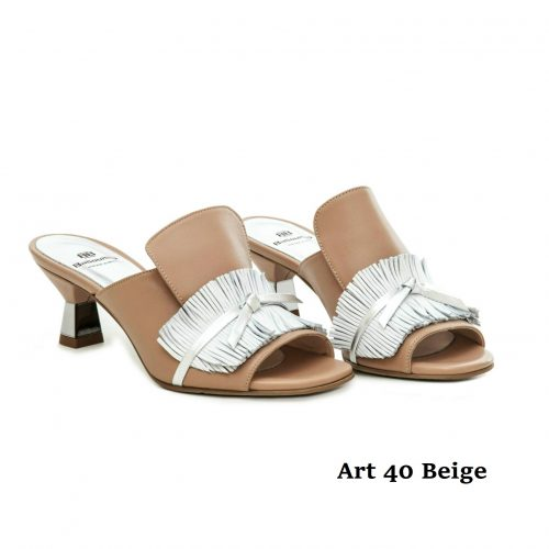 Women Shoes Art 40 Beige