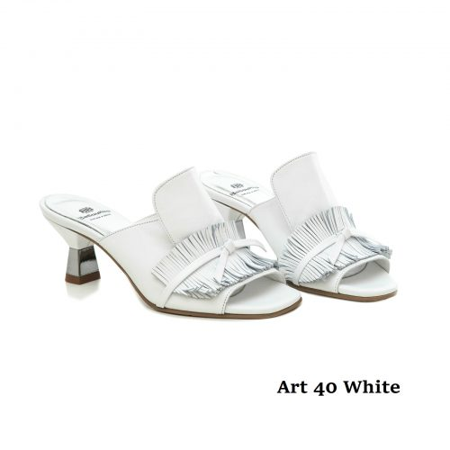Women Shoes Art 40 White