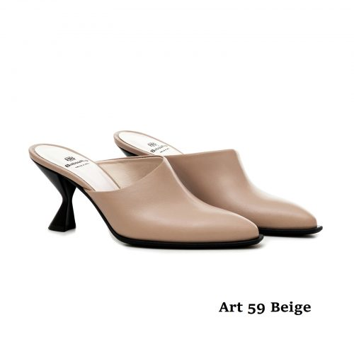 Women Shoes Art 59 Beige