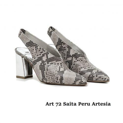Shoes Art 72 Saita Peru Artesia