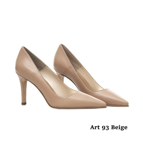 Women Shoes Art 93 Beige