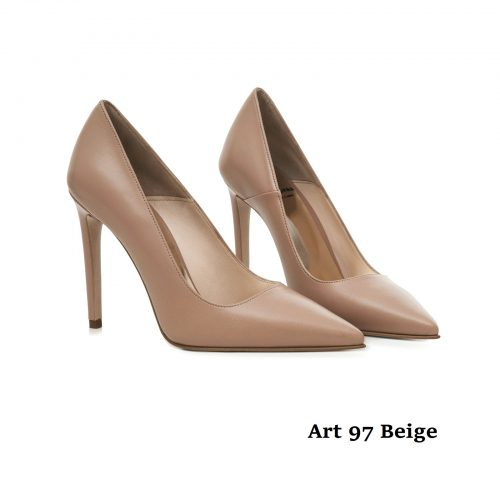 Women Shoes Art 97 Beige