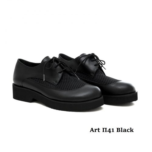 Women Shoes Art Π41 Black