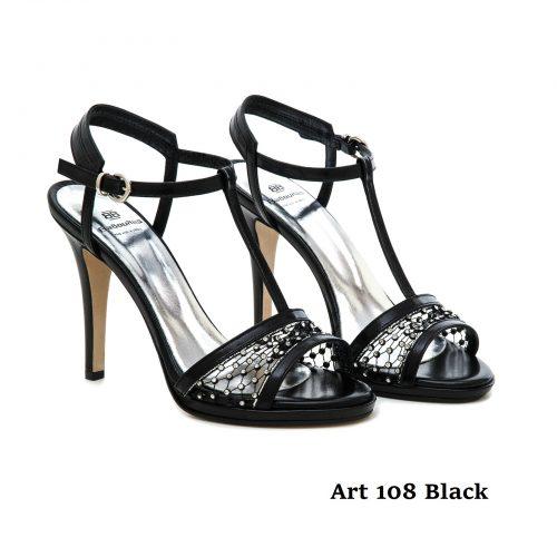 Women Shoes Art 108 Black