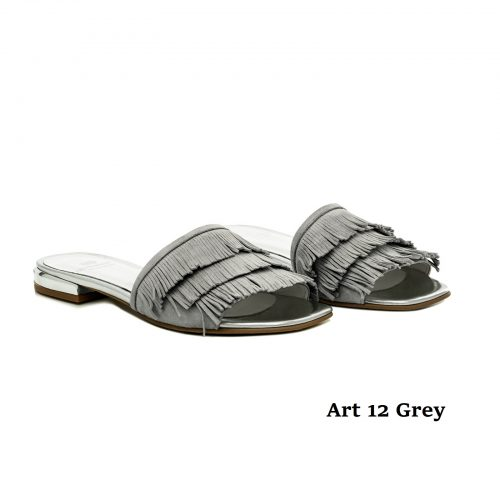 Women Shoes Art 12 Grey