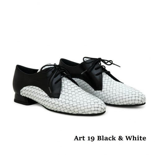 Women Shoes 19 Black & White