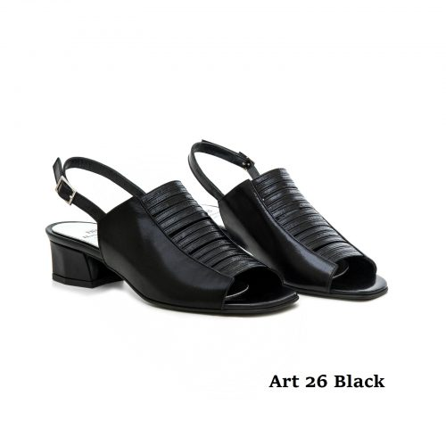 Women Shoes 26 Black
