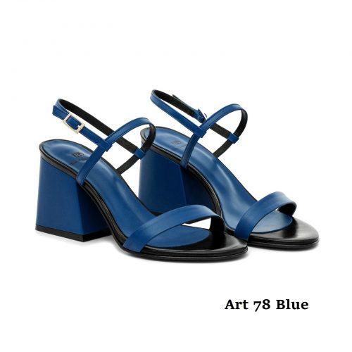 Women Shoes 78 Blue