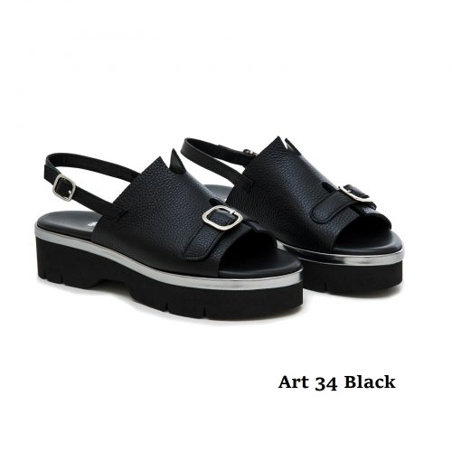 Women Shoes Art 34 Black