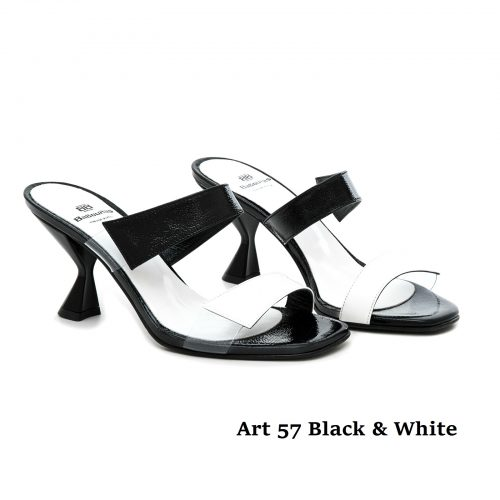 Women Shoes Art 57 Black & White