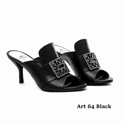 Women Shoes Art 64 Black
