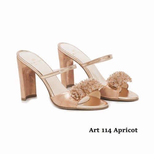 Women Shoes Art 114 Apricot