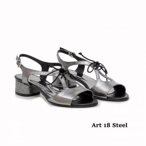 Women Shoes Art 18 Steel