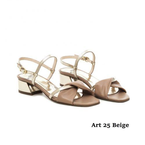 Women Shoes 25 Beige
