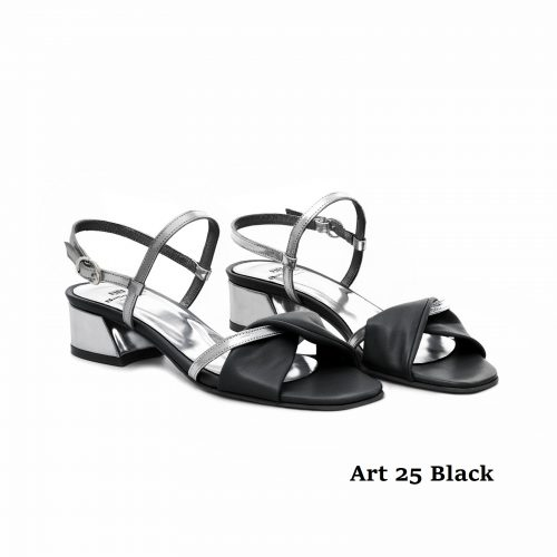 Women Shoes Art 25 Black